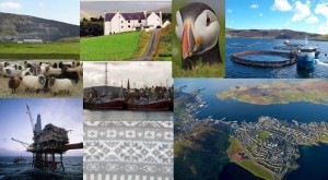 Sectors of Shetland Economy