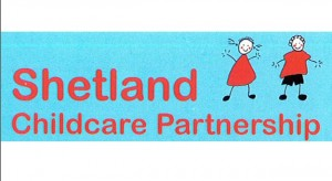Shetland Chilcare Partnership Logo