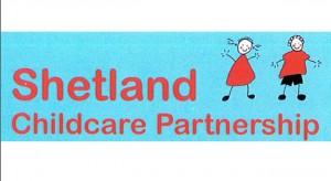 Shetland Chilcare Partnership Logo