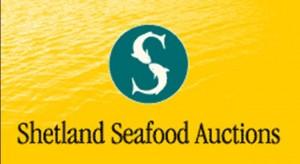 Shetland Seafood Auctions Logo